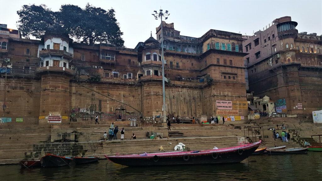 View of Ram Mahal Ghat