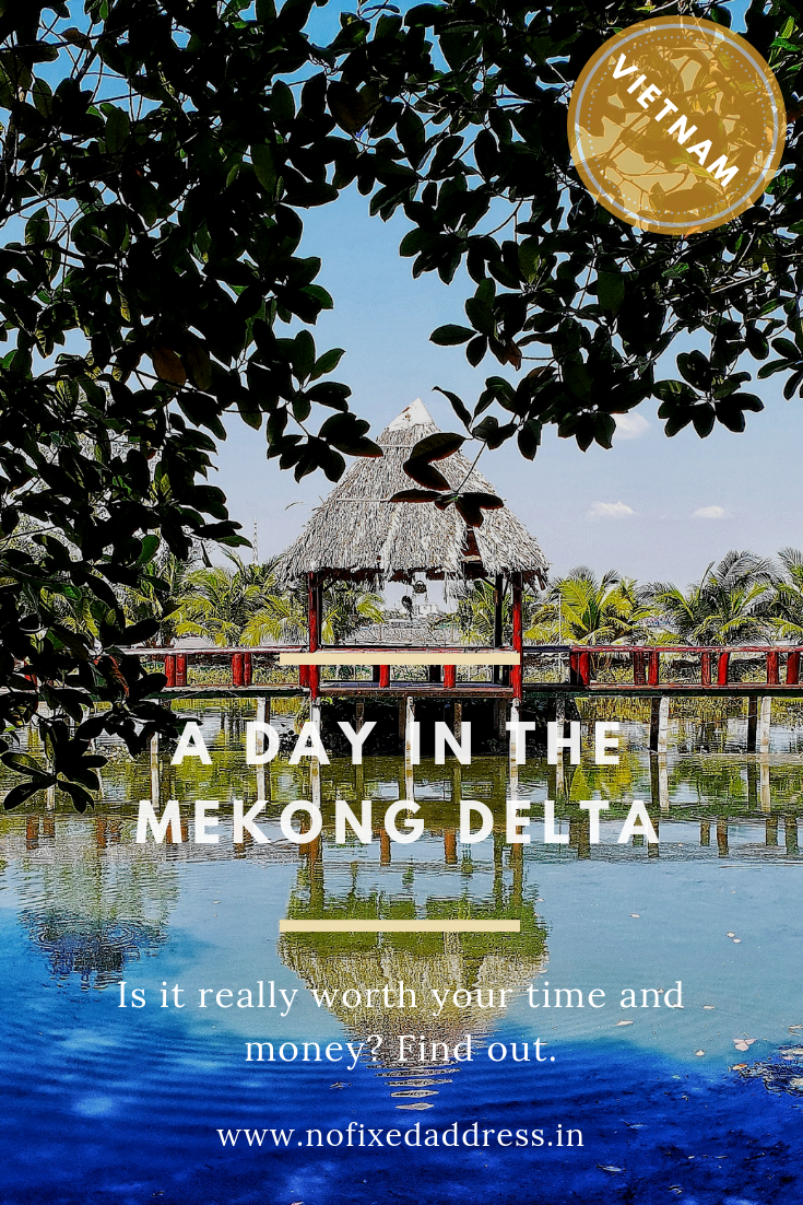 A day in the Mekong Delta