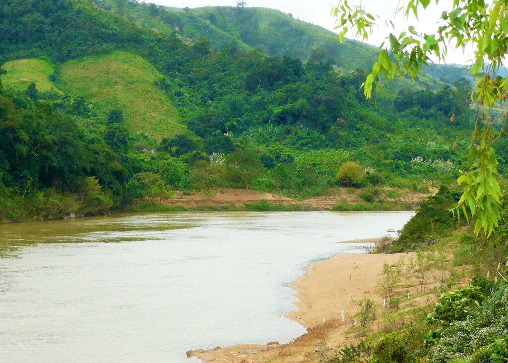 View of Ben Hai river
