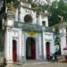 Entrance to Quan Thanh temple Hanoi