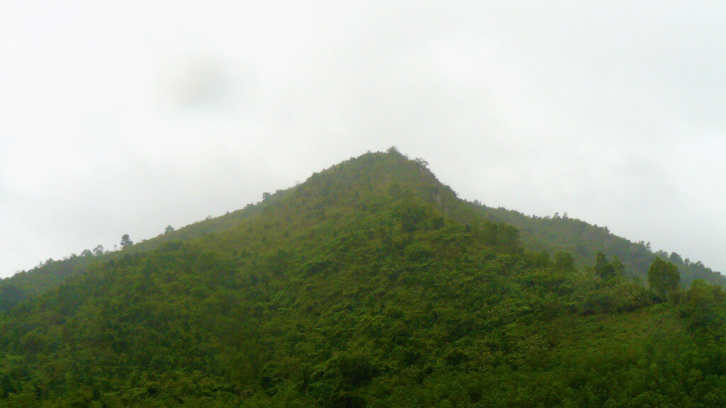 View of the Rockpile