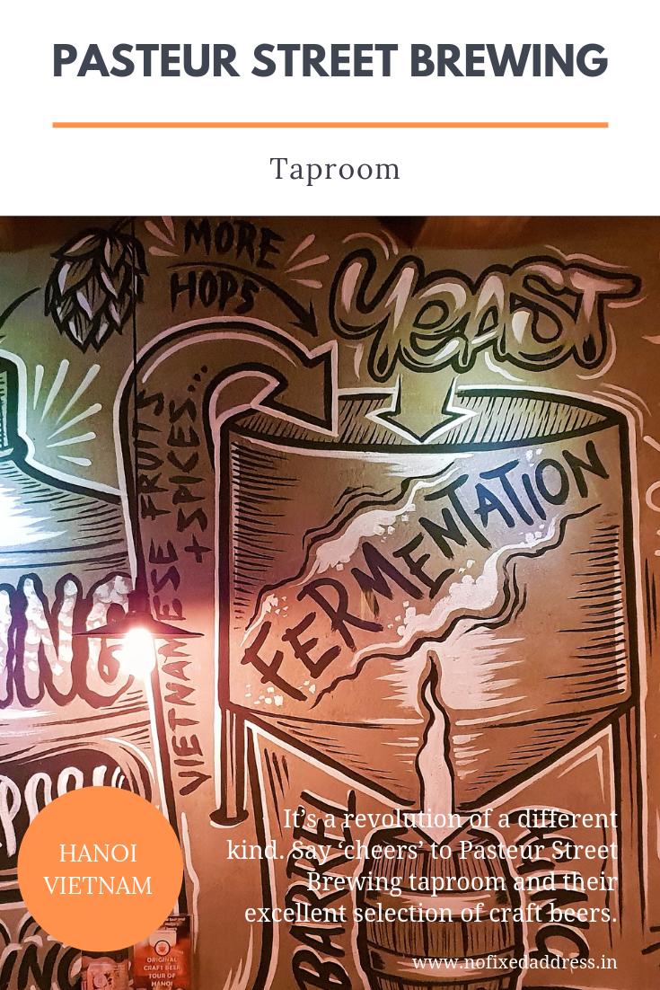 Pasteur Street Brewing Taproom