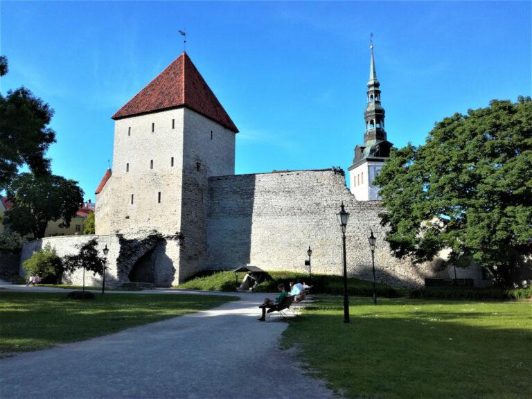 Toompea Castle Tallinn