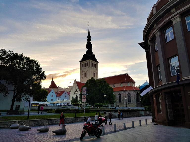 Olevsite Church Tallinn