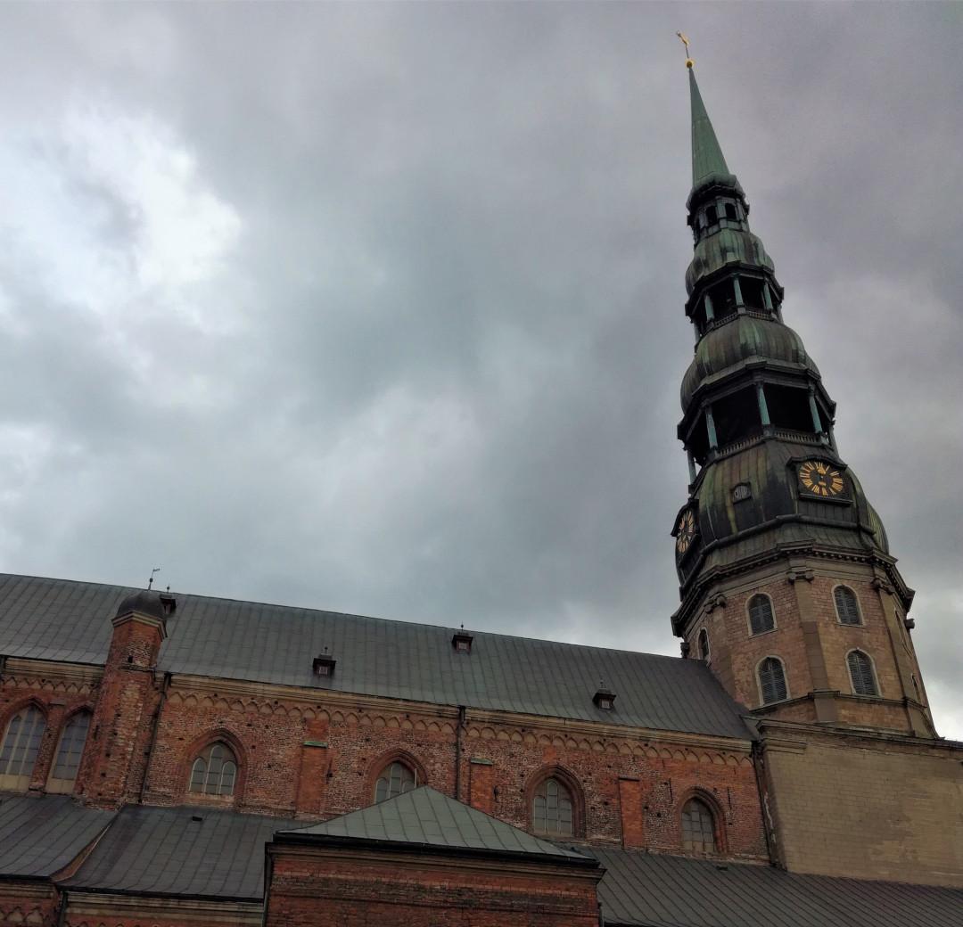 St Peter's Church Spire