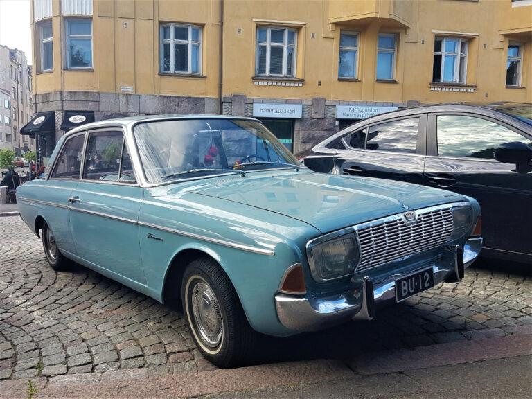 1966 Ford Taunus