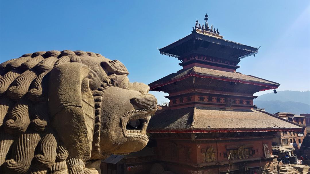 Bhairava Nath temple