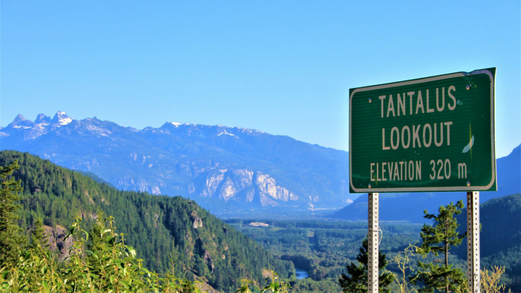 Tantalus Lookout Point