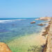 Views of the Indian Ocean from the ramparts at Galle Fort