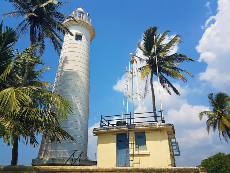The Galle Lighthouse