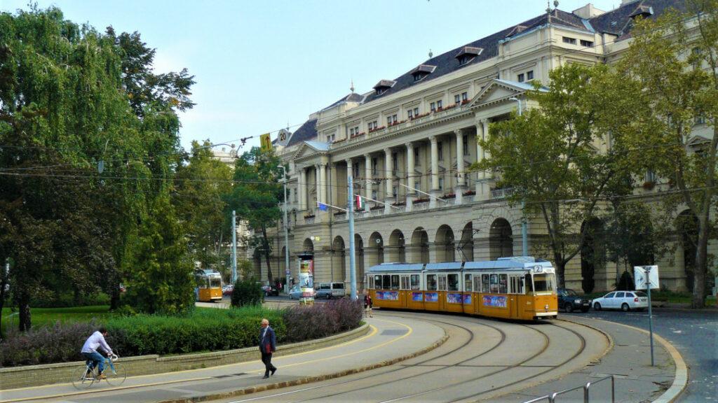 The historic tram # 2