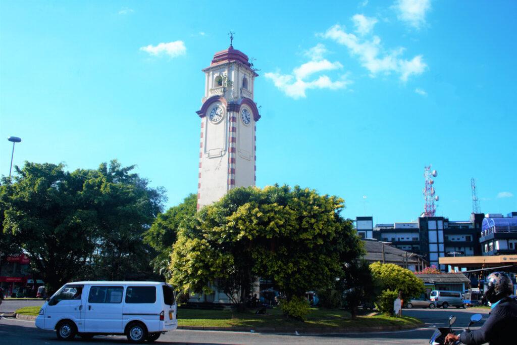 Khan Clock Tower