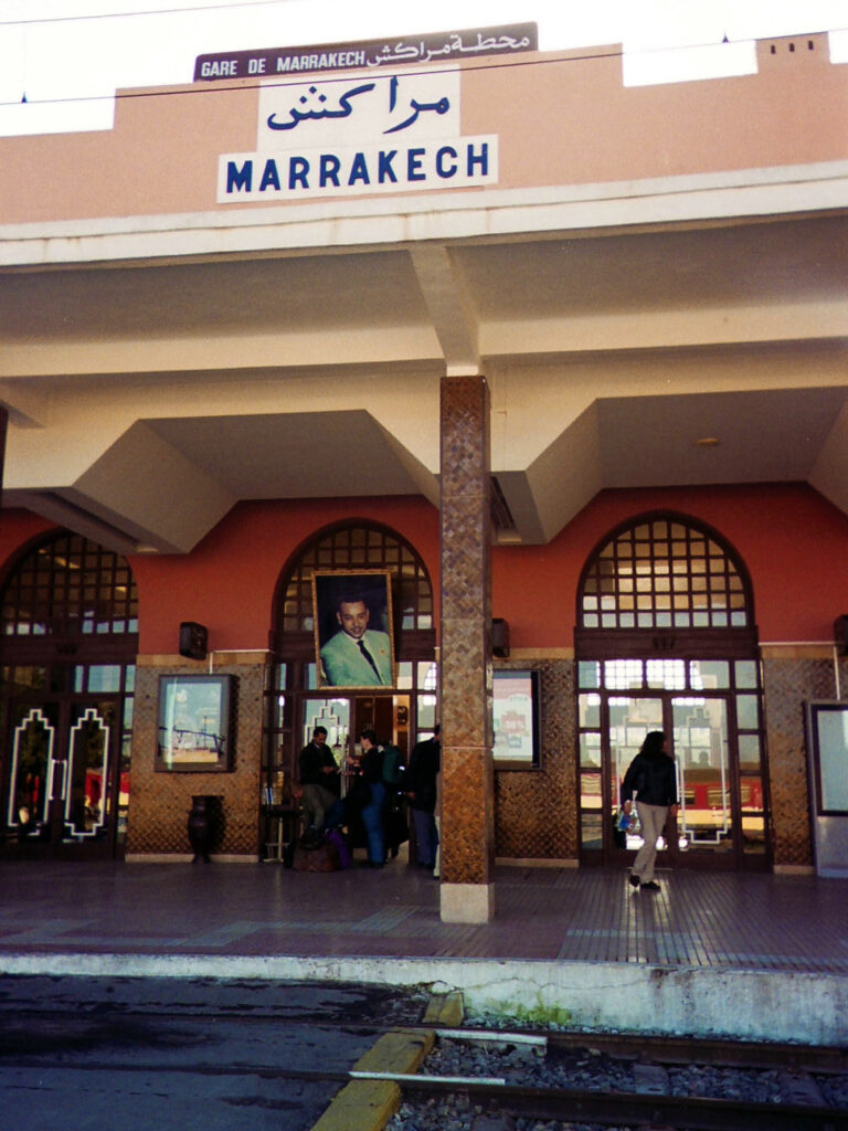 Marrakesh station