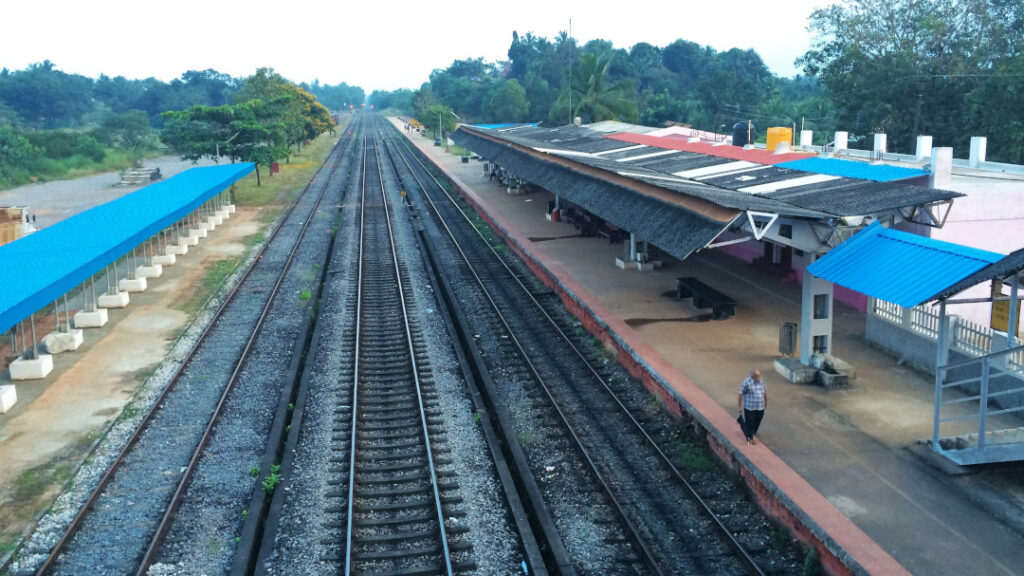 Kabaka Puttur station