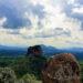 Sigiriya Rock from Pidurangala Rock