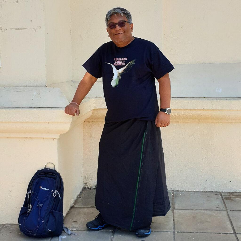 The seasoned traveller - Neel Mitra