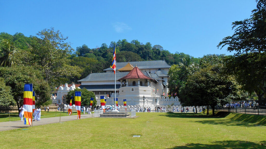 Temple of the Sacred Tooth Relic